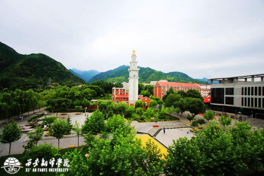 西安翻譯學院2018年招生簡章